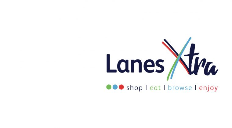 Lanes Xtra homepage banner