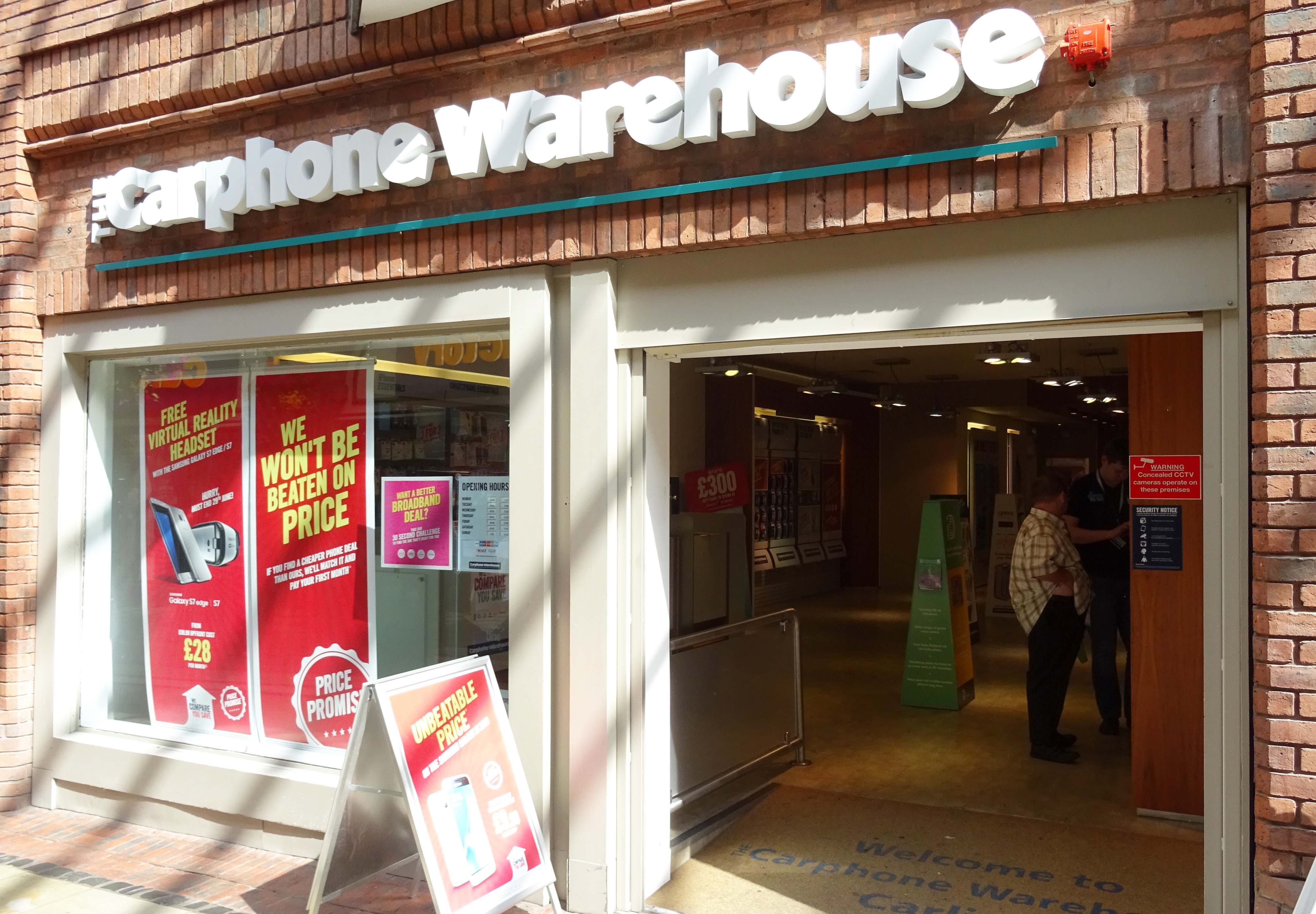 carphone warehouse - photo #36