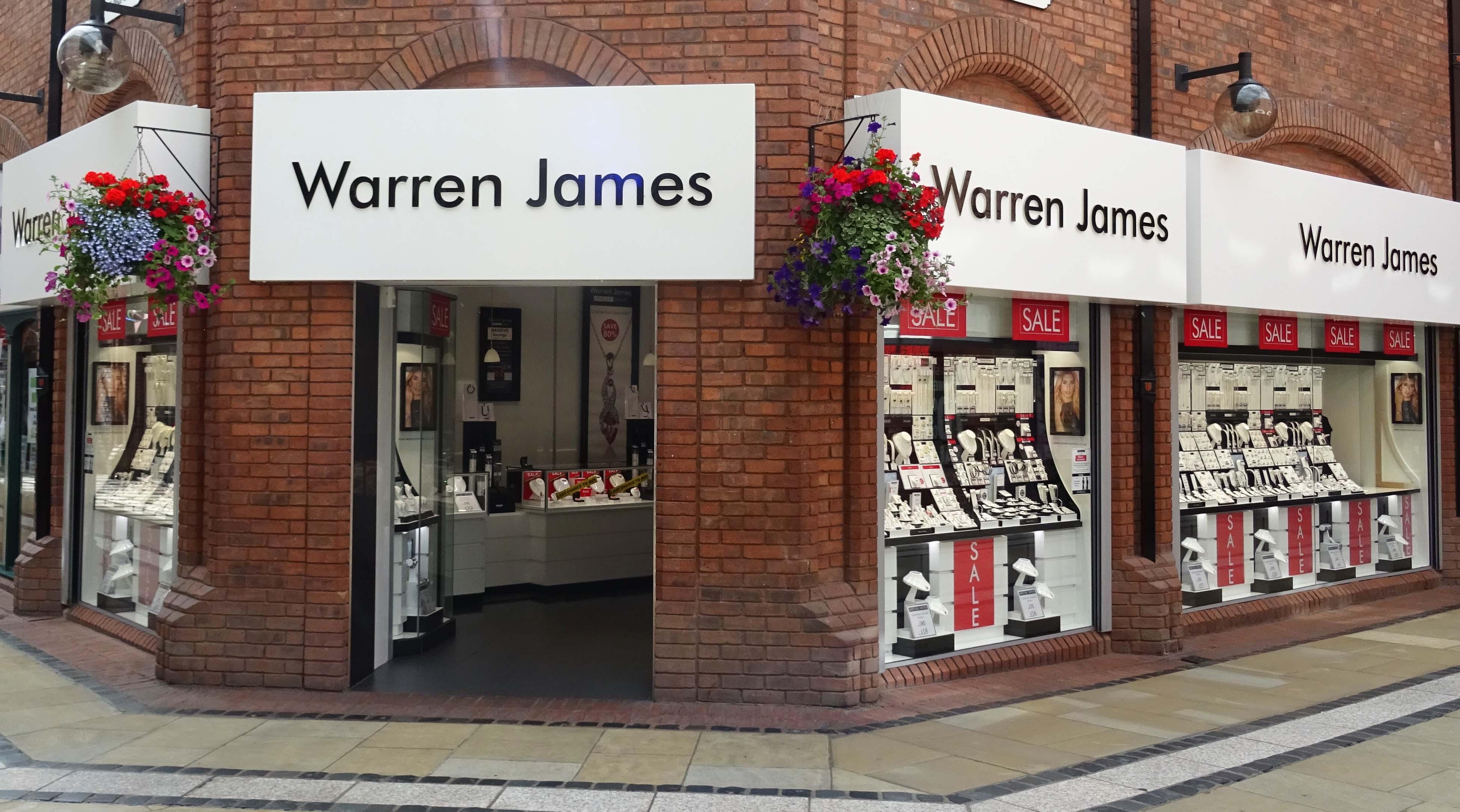 Warren James net worth salary