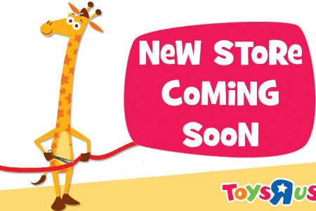 New Toys R Us Store!