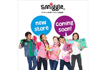 Smiggle now open!