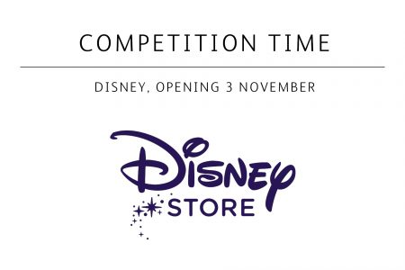 Win a Disney teddy!