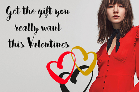Winners of our Valentine's competition are announced!