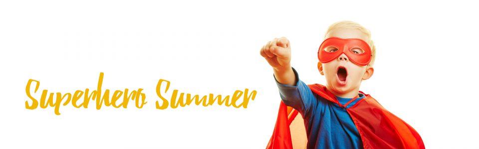 Superhero Summer at The Lanes