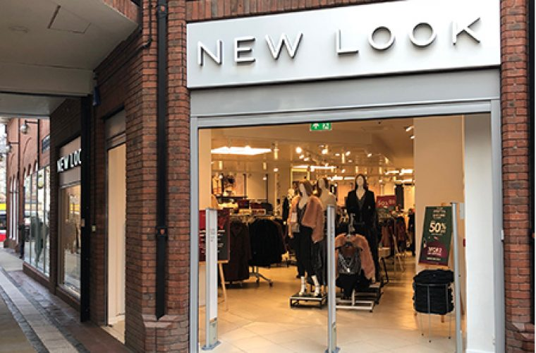 New Look The Lanes Shopping Centre
