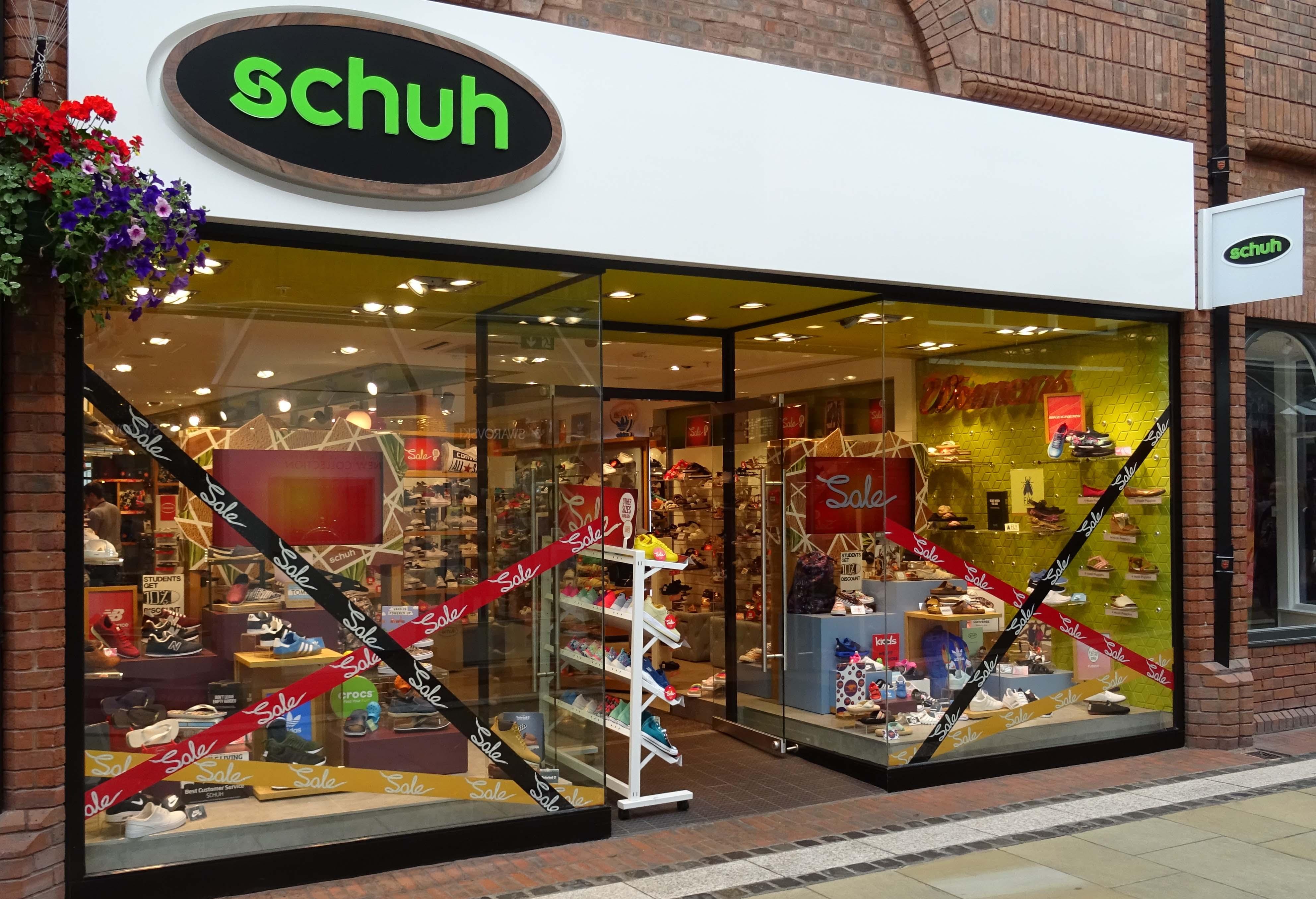 separation shoes 685c6 9e7d1 Schuh - The Lanes Shopping Centre