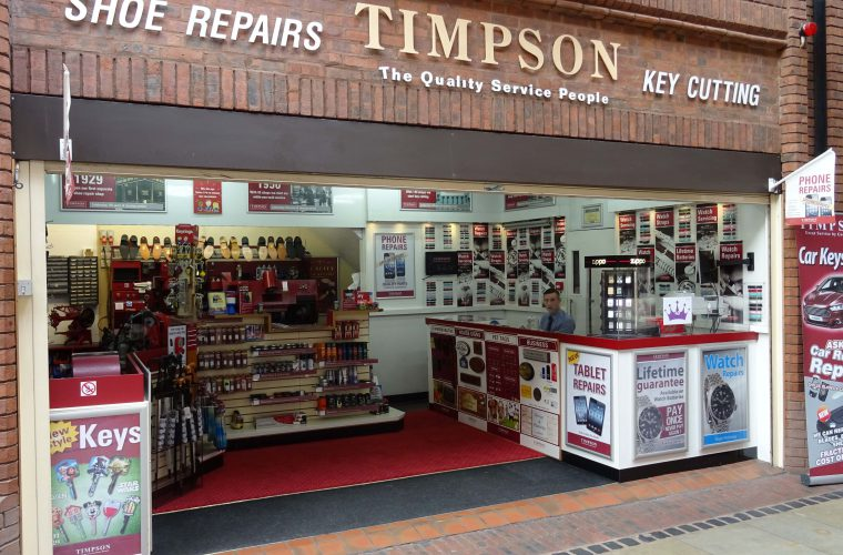Timpsons Phone Repair Cost >> Timpson The Lanes Shopping Centre
