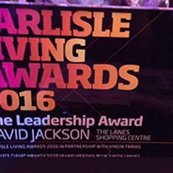 David Jackson wins big at Carlisle Living Awards