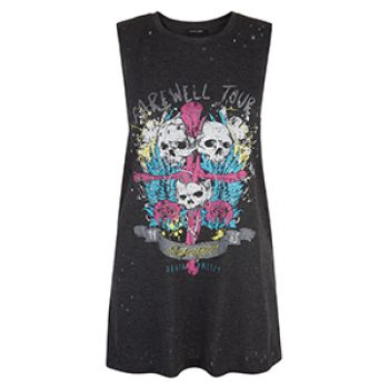 new look denim farewell tour tank tee 12.99