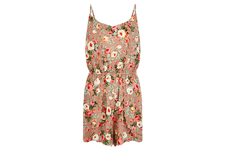 new look floral playsuit 24.99
