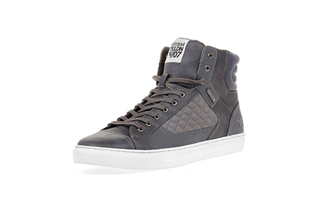 blue inc - twisted soul - high top trainer - 34.99