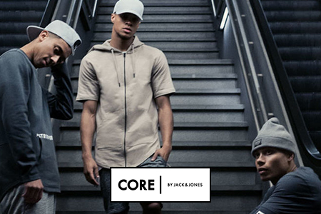 Win a Core by Jack & Jones t-shirt!