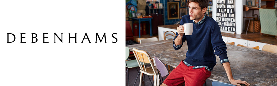 Win a £100 personal styling experience courtesy of Debenhams
