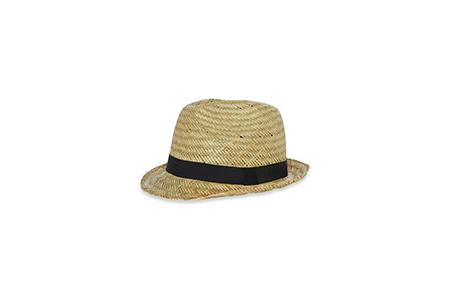 primark - straw trilby hat £5