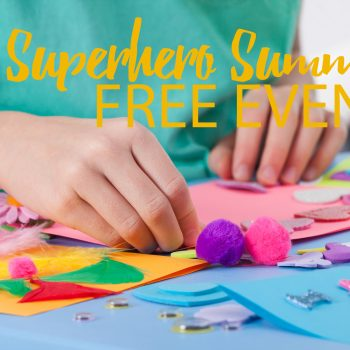Superhero Summer at The Lanes