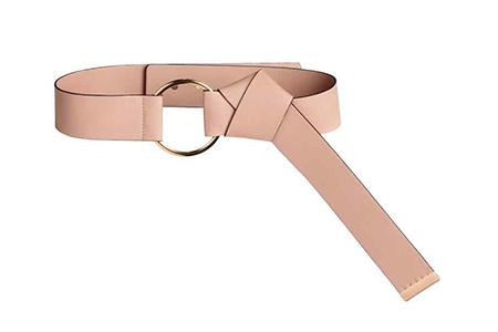 h&m wide belt - 12.99