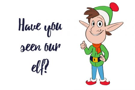 Join our elf on his Christmas shopping mission at The Lanes
