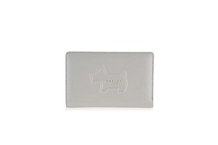 Grey radley purse