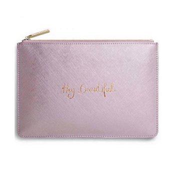 hey beautiful pouch