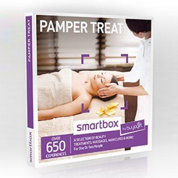 pamper smart box debs