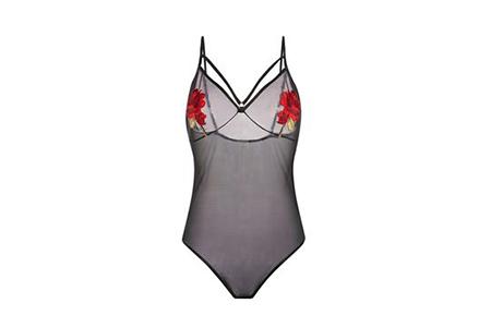 sheer bodysuit - primark