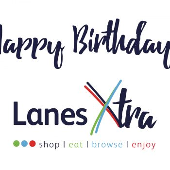 Celebrate Lanes Xtra's first birthday!