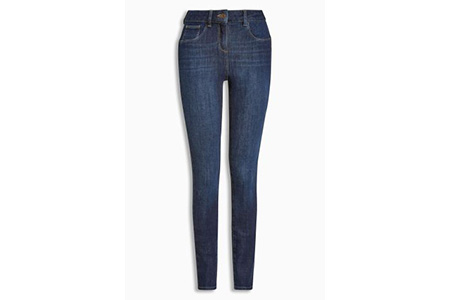 dark blue 360 skinny jeans - next - time to party