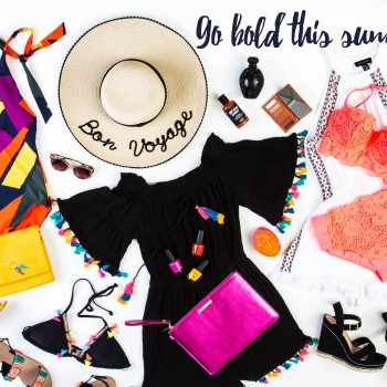 Summer style guide – Go bold!