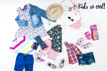 Kids so cool – summer style guide