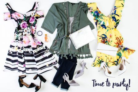 It's time to party – summer style guide