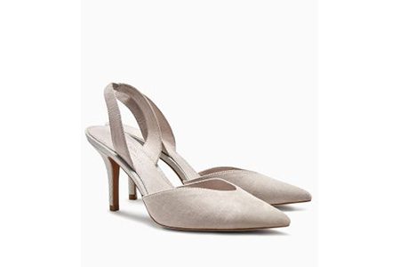 grey point slingbacks - next - time to party