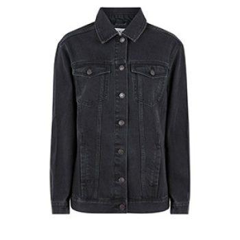 oversized denim jacket - new look - casual summer