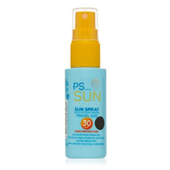 ps sun protect spray - primark - kids summer