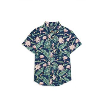 tropical shirt - primark - kids summer