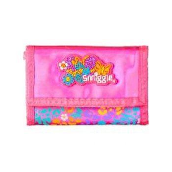 tropicool pink wallet - smiggle - kids summer