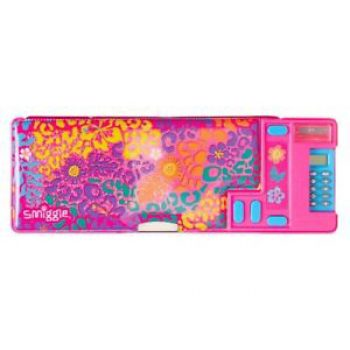 tropicool shark pencil case - smiggle - kids summer