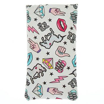 unicorn glasses pouch -claires - kids summer
