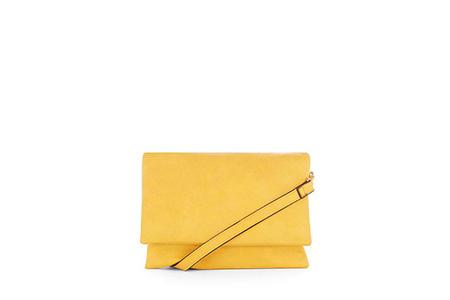 warehouse yellow bag- debs - bold summer