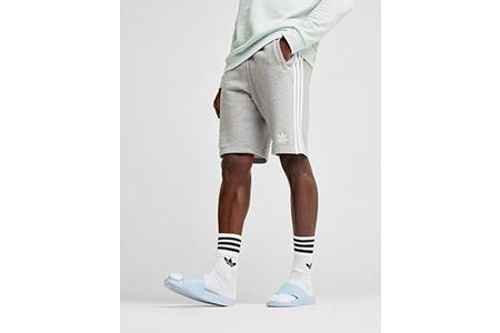 adidas original fleece shorts - jd sports - casual man