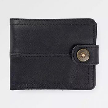 black seam wallet - fat face - fathers day