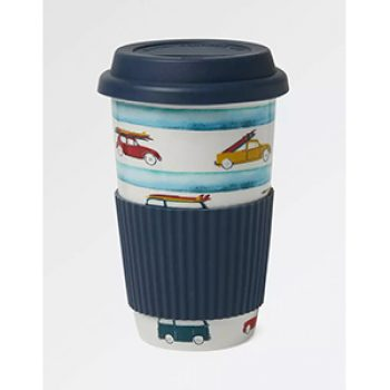 camper travel mug - fat face - fathers day