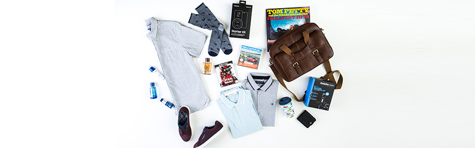 Treat him this Father's Day – a gift guide