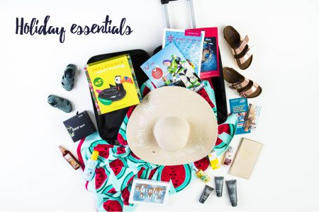 Holiday essentials – a Summer guide