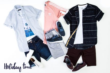 Holiday time – a men's Summer style guide