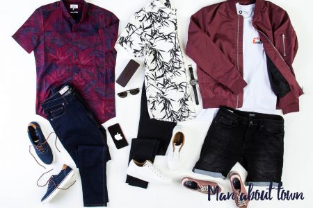 Man about town – a Summer style guide