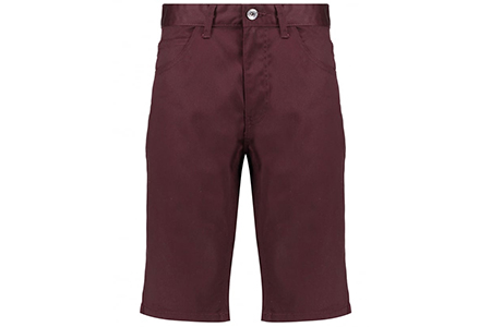 maroon utility shorts - blue inc - casual man