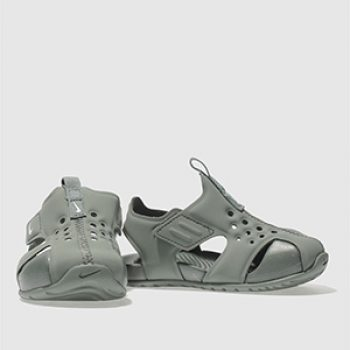 nike khaki sunray sandals - schuh - travel
