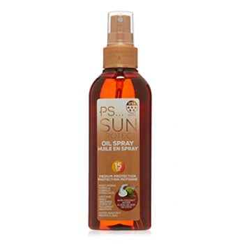 ps sun protect oil - primark - travel