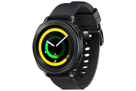 samsung gear sport smartwatch - o2 - travel