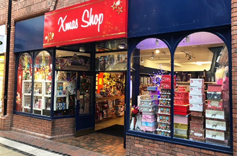 Xmas Shop